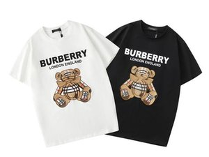 2020 neue hochwertige neueste Herren- und Damen-T-Shirts bestickte Kurzarm-T-Shirt Größe S ~ XXL gedruckt