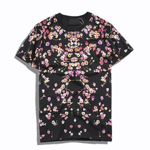20SS Fashion New Mens Designer T Shirt Men Women High Quality Cotton Short Sleeves Couples T Shirt 2 Colors