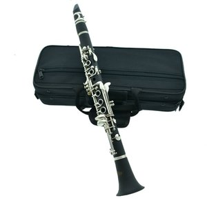 New Professional Clarinet Ebonite Eb Key Clarinet E flat Good Sound Case