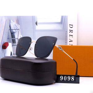 Womens Round Sunglasses Big Frame Fashion Women Driving Sunglass Buffalo Horn Lentes Ladies Retro Eyewear Polarized Sun Glasses 14535