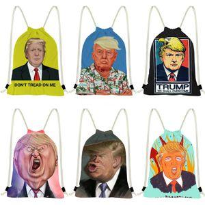 Trump Sac à dos Sacs à dos Trump luxe sac à main en cuir Wallet épaule Sac d'embrayage Sacs Trump T19 # 919