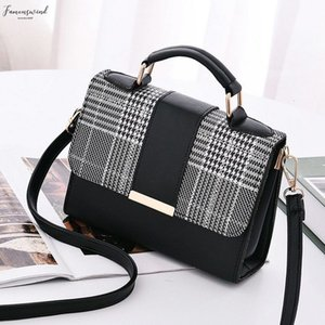 Women Fashion Pu Leather Shoulder Small Flap Crossbody Handbags Top Handle Tote Messenger Pu Bags
