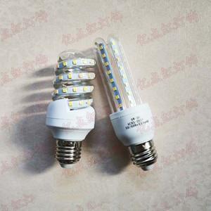 E27 LED Corn Lamp Bulb Warm Lighting Energy Savings Light Bulbs E27 Lamp Holder Screw Bulbs Downlight Chandelier Light Source 9W 3U