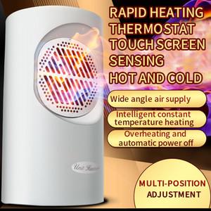 Mini stufe portatili Sala proiezione del riscaldatore elettrico riscaldatori tocco Heater Fan riscaldata riscaldamento invernale Gear piccola stufa nuova