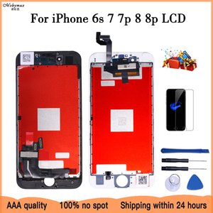 3D Touch LCD Replacement For iPhone 8 8 Plus Screen Digitizer Assembly LCD Display For iPhone 6S 7 7 Plus No Dead Pixel