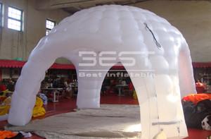 Boa qualidade tenda aranha inflável, barraca de PVC inflável, preço de fábrica barraca inflável Tent Personalizado Publicidade Promoção inflável