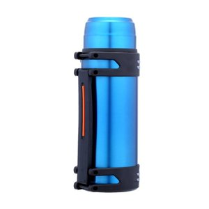 2L Camping Travel Thermal Portable Container Gift Mug Stainless Steel Outdoor Large Capacity Insulated Water Bottle Sports Flask