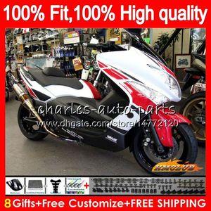 Injecção para YAMAHA TMAX500 max500 T max500 12 13 14 15 fábrica vermelho 83HC.27 TMAX500 TMAX MAX 500 TMAX500 2012 2013 2014 2015 carenagens