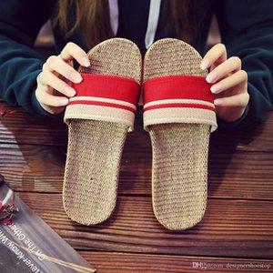 U25 новая мода Популярные удобные плоские shlippers мужские сандалии Ясно WOMENS летом прохладно пляжные тапочки с коробкой