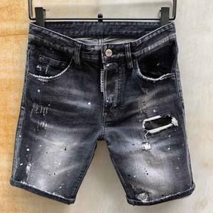 Mens retas jeans longas calças calças musentes verdadeira linha grossa religião jeans roupas homem casual lápis calças azuis calças de denim preto