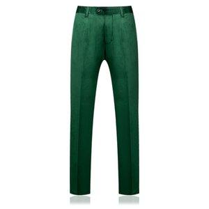 New Fashion Men Suit Pants Slim Fit Man Business Pants Size 29 31 33 35 37 39 41 Men Casual Trousers