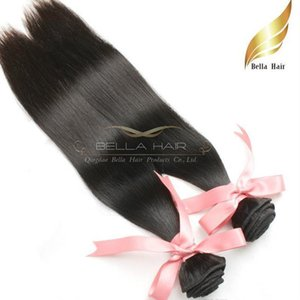 Peruvian Straight Hair Human Hair Extension Wholesale No Chemical Can Be Dyed Natural Grade 8A 1 or 2 or 3pcs lot Free Shipping
