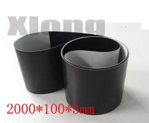Perimetro: 2000 larghezza: 100mm Spessore: 3mm Linea Trasmissione a cinghia Belt Conveyor Belt PVC industriale (Altri Formato pls contatto)