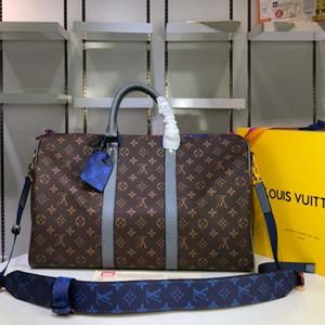 il tempo libero delle donne 2020 uomini caldi di vendita di grande capacità di alta qualità borsa da viaggio di design di lusso e sacchetto squisito moda classica NB: L43858