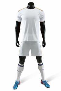 Plain soccer jersey Football Shirts Sublimation Training Sets Blank Version Tracksuits Adult Ronaldo de FutbolTracksuits Adult