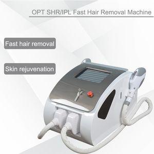 Most popular SHR IPL Machine OPT SHR IPL laser beauty equipment OPT IPL hair removal beauty machine free shipping