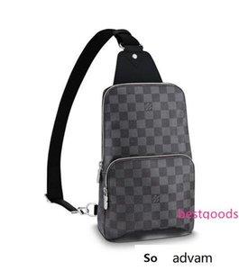Designer Avenue Sling N41719 Men Messenger Bags Shoulder Belt Bag Totes Portfolio Briefcases Duffle Luggage