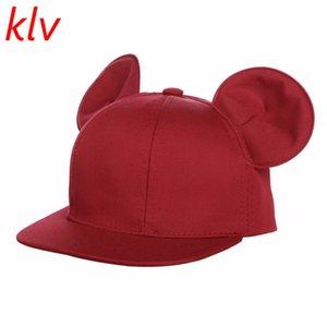 KLV Parent-Child Hat Baby Boy Girls Fashion Cotton Baseball Cap Round Ear Summer Hat
