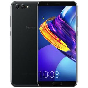 "Huawei Honor V10 4G LTE telefono cellulare 6GB di RAM 64 GB 128 GB ROM Kirin 970 Octa core Android Phone 20.0MP OTA Fingerprint ID mobile 5.99"""