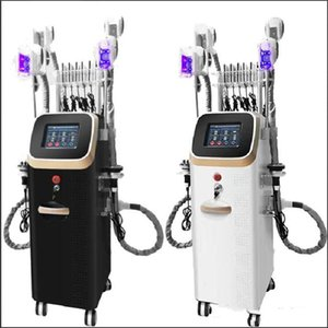 2020 super mise en forme fraîche RF équipement de beauté Laser corps de la machine de cavitation Cryolipolysis machine de machine de 4 poignées