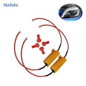 10 pcs 50W 6 ohm R resistor de carga Lâmpada LED Fix rápido Hiper flash turno sinal Blink