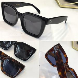 projeto Atacado nova moda óculos de sol 41450 moldura quadrada com o popular avant-garde estilo verão óculos de proteção de qualidade superior uv400