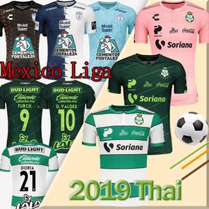 2019 CLUB CHARLY Santos Laguna Futebol Jersey kit garoto 19/20 LIGA MX 2020 Jerseys Pachuca UNAM camisas de futebol mexicana Tiger Crows Liga