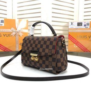 lussoprogettista 31 2Z Deposito Designer Handbag borsa degli uomini di lusso delle donne di affari di marca borse da viaggio spalla borsa della cartella del Grande C