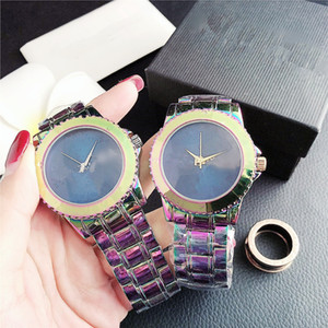 Fashion Brand Women's Girls beautiful crystal style Metal steel band Quartz wrist Watch