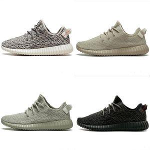 SPLY Kanye West clásico color Oxford Tan Moonrock pirata Negro paloma de la tortuga zapatos corrientes de las zapatillas de deporte de diseño de moda de tamaño 36-45