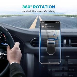 Universal Car Magnetic Phone Holder clip Tipo di montaggio per auto in aria Vent Navigazione Staffa Con 640g Grande capacità di carico