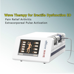 저 강도 에너지 5-30MJ의 발기 부전 (ED)에 대한 Protable Gainswave Electro Shock Wave Therapy (ESWT)