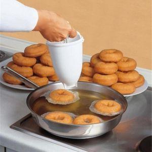 Dispenser di Donut Maker di plastica artefatto frittura donut stampo arabo waffle ciambella torta stampo cucina attrezzo della pasticceria
