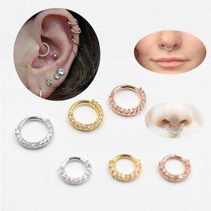 Women Large Circle Hoop Earrings Gold for Women Round Huggie Creole Earrings Set Vintage Hoops Ear Rings