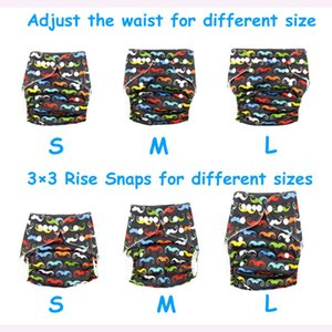 Reusable Organic Cloth Nappies Manufacturers Washable Eco Modern Cloth Nappies J34