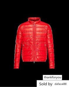 Winter Parka Homme Jassen Daunejacke Outerwear Hooded Fourrure Manteau Canada Down Jacket Coat ACORUS Hiver Doudoune
