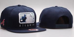 Alta qualità Camo completa BravesS Snapback Hat For Men Classic Lettera A della squadra ricamato Logo Ossa Sport Baseball Caps piatto Hip Hop Chapeus