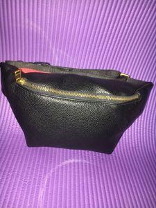2014 NEW TOP بو المرأة الخصر حزام حقيبة حقيبة الرجال فاني الرجال حزمة الخصر حزمة الحقيبة الصغيرة حقائب بطن الكتابة على الجدران نمط جديد # 6155