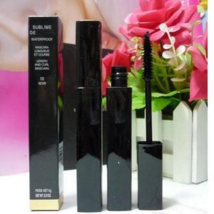 En stock! Maquillage Sublime Loungueur WaterProof Longueur Mascara Mascara et Curl Couleurs Noir Cruling épais Mascara 10g dhl Livraison gratuite.