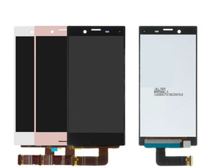 Sony F5321 Xperia X için dokunmatik ekranlı LCD Kompakt LCD ekran Digitizer Cam Panel Ön (dokunmatik ekranlı)