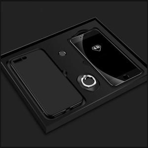 Embalagem de alta qualidade personalizada para iPhone XI 11 Samsung Note 10 Phone Case Ring Holder Caixa de presente de vidro temperado para todos os tipos de acessórios do telefone