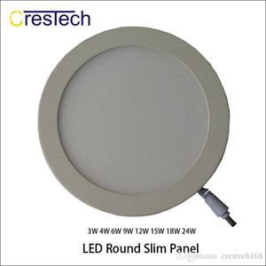 LED Ceiling lamp 3W 6W 9W 12W Panel light for kitchen bedroom office commerical LED lights high brightness downlight