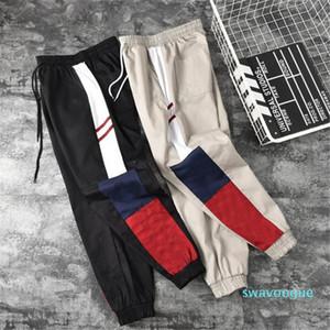Mens Designer Cargo Pant Hip Hip Streetwear Men's Sport Brand Joggers Pants Women Designer Sport Pants Casual Pant Trousers Size S-2XL Rh9