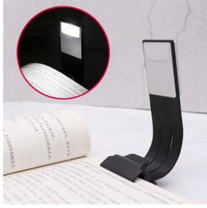 LED livre lumière Signet lampe de lecture éclairage mince flexible E lecture lampe livre pour Kindle Book Paper