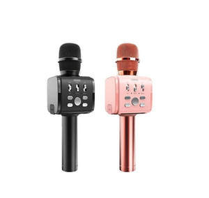 Neue Bluetooth-Karaoke-Mikrofon JR-MC3 Tragbarer drahtloser Karaoke Mic Lautsprecher-Maschine für iPhone Samsung PC Alle Smartphone