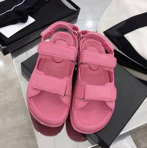 Mesdames luxe sandales en cuir rhombique marque de mode estivale confortable plate-forme sandales plates romaines antidérapantes pour femmes sandales plate-forme