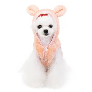 Winter Dog Clothes Flannel Soft Puppy Dog Costume Warm Pet Dogs Coat Puppy Pet Clothing for Small Medium Dogs Outfit Ropa Perro