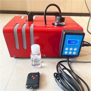 900W Fog DJ Smoke Machine Stage Effect Fogger Machine haze effect machine Disco Home Party DJ Effect Remote Aromatherapy sprayer