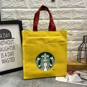 Новый внутренний Кубком Водного БИТ Хит Повседневный Холст сумка Student Lunch Box Bag сделать Up The Small Mother Bag