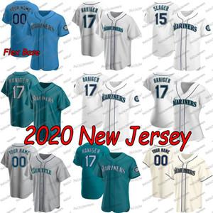 2020 Yeni 17 Mitch Haniger 15 Kyle Seager Ichiro Suzuki Yusei Kikuchi Crawford Daniel Vogelbach Tim Beckham Hernandez Formalar